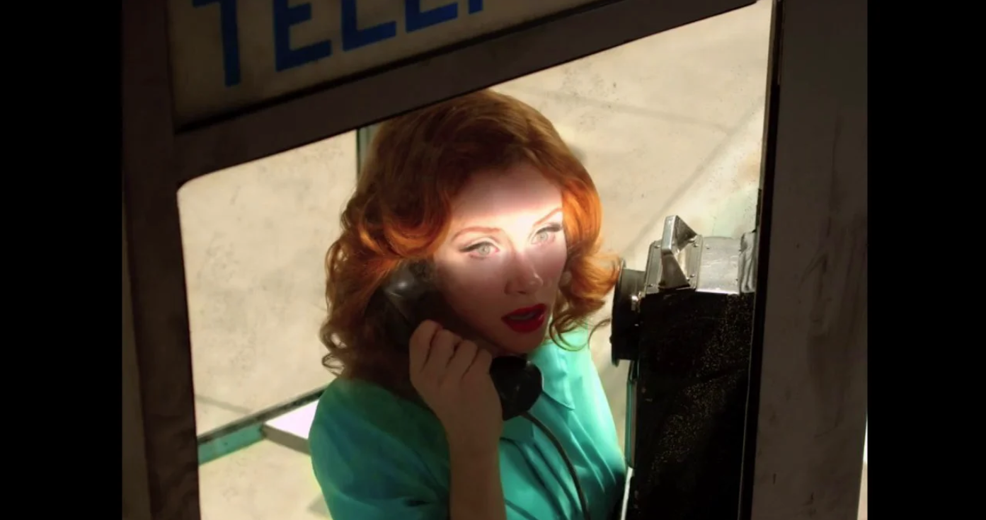ALEX PRAGER Despair, 2010
