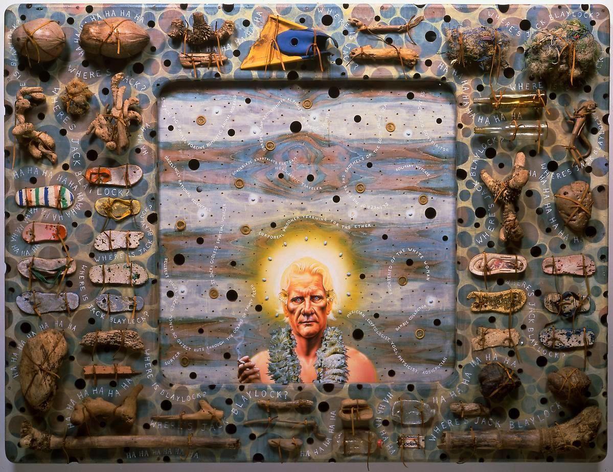 """阿什莉·æ¯""""å…‹é"""" Jack Blaylock, 2001"""