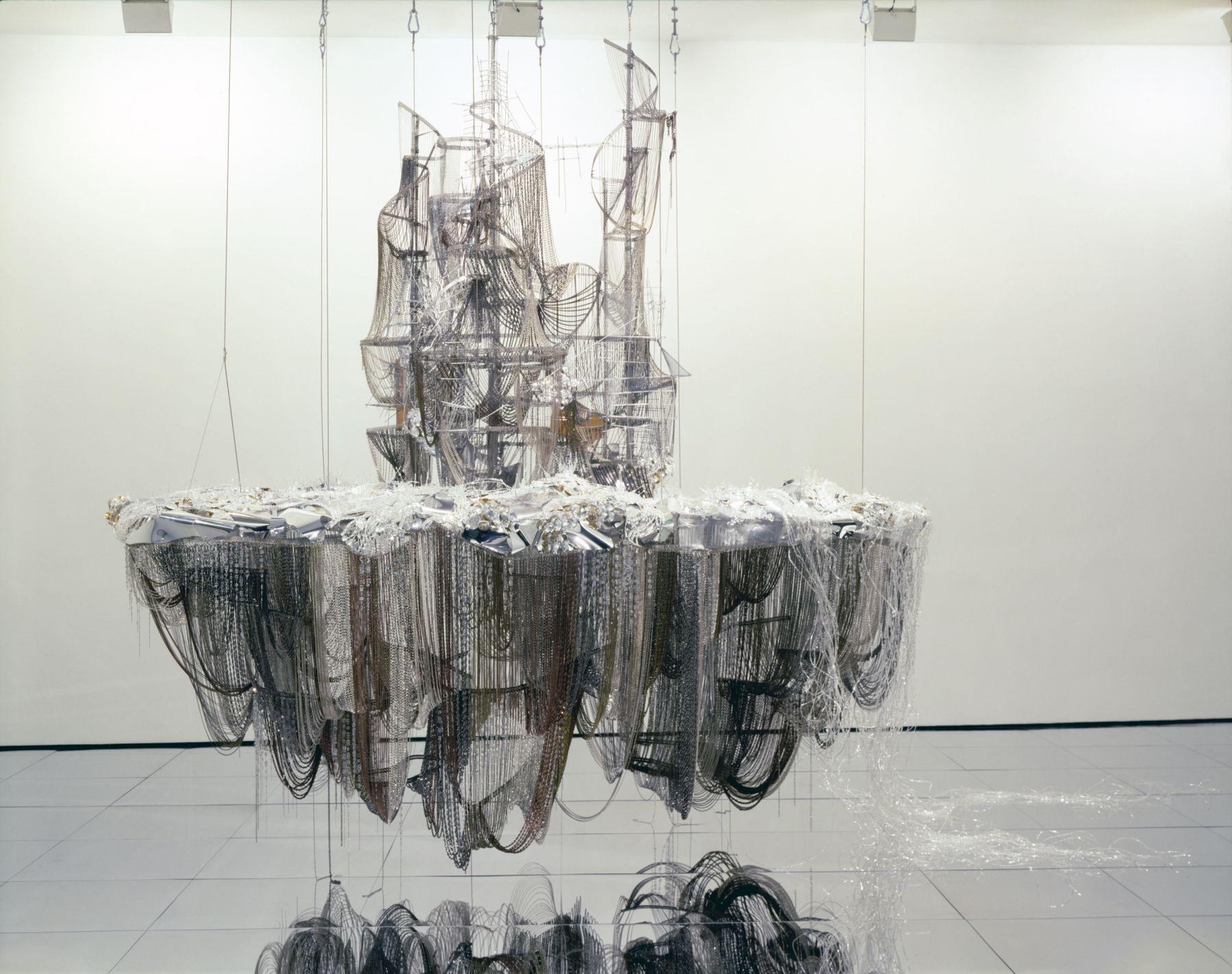 李昢 After Bruno Taut (Negative Capability), 2008