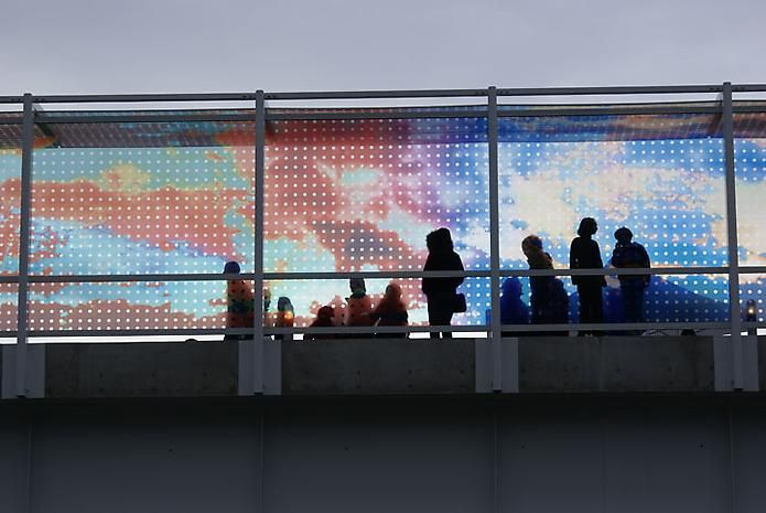 TERESITA FERNÁNDEZ Seattle Cloud Cover, 2004 – 2006