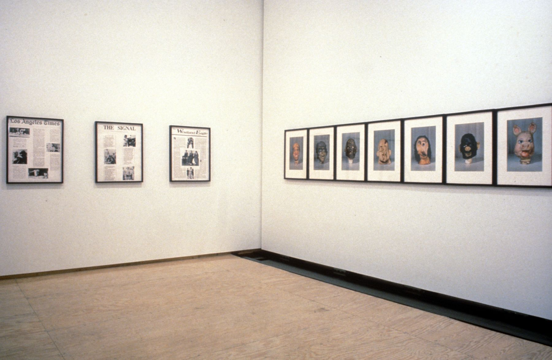 Patrick Painter Editions installation view 4