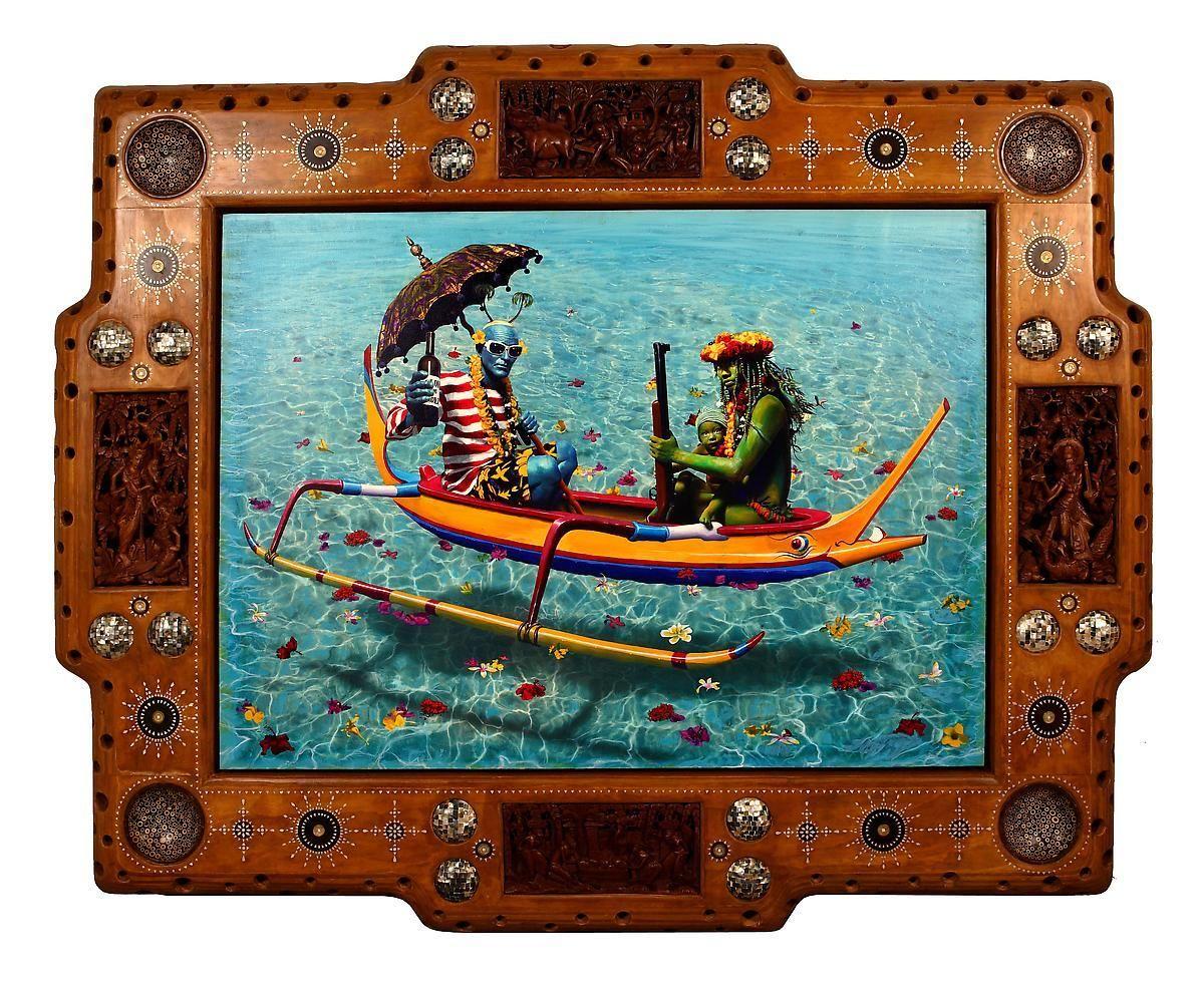 """阿什莉·æ¯""""å…‹é"""" Yellow Canoe, 2006"""