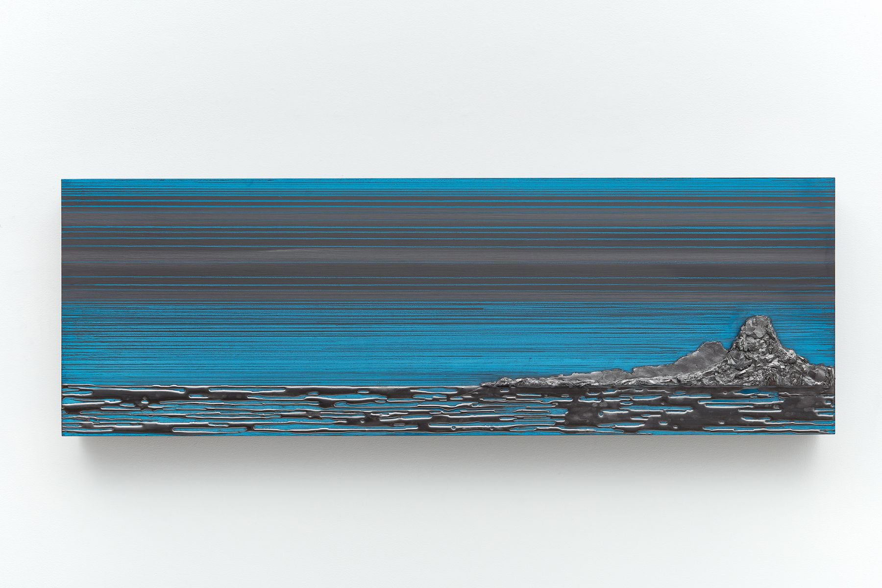 TERESITA FERNÁNDEZ, Rise and Fall #7, 2017