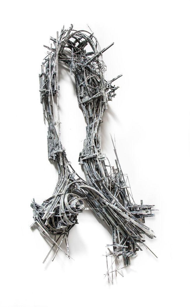 LEE BUL, Untitled sculpture (M4), 2014