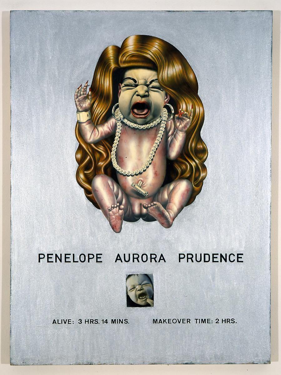 """阿什莉·æ¯""""å…‹é"""" Penelope Aurora Prudence, 1995"""