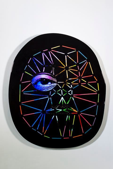 TONY OURSLER 9_z, 2015