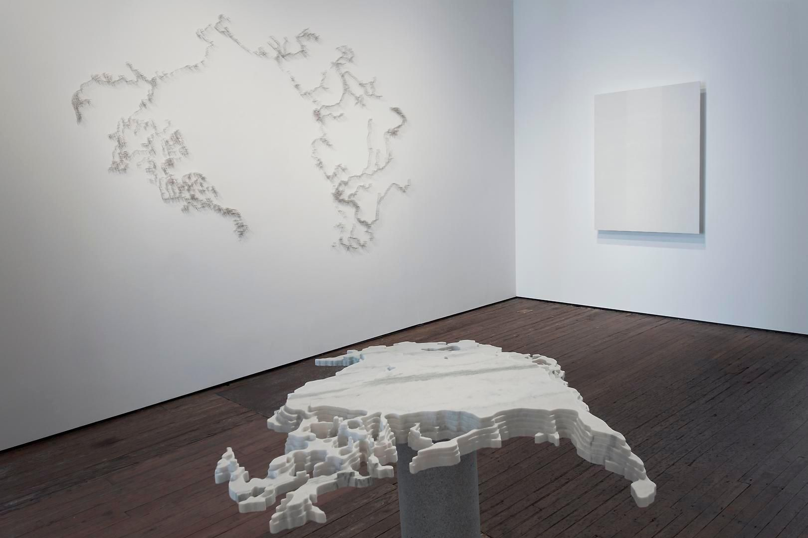 Summer Group Show: Mary Corse, Teresita Fernández, Maya Lin Installation view 3