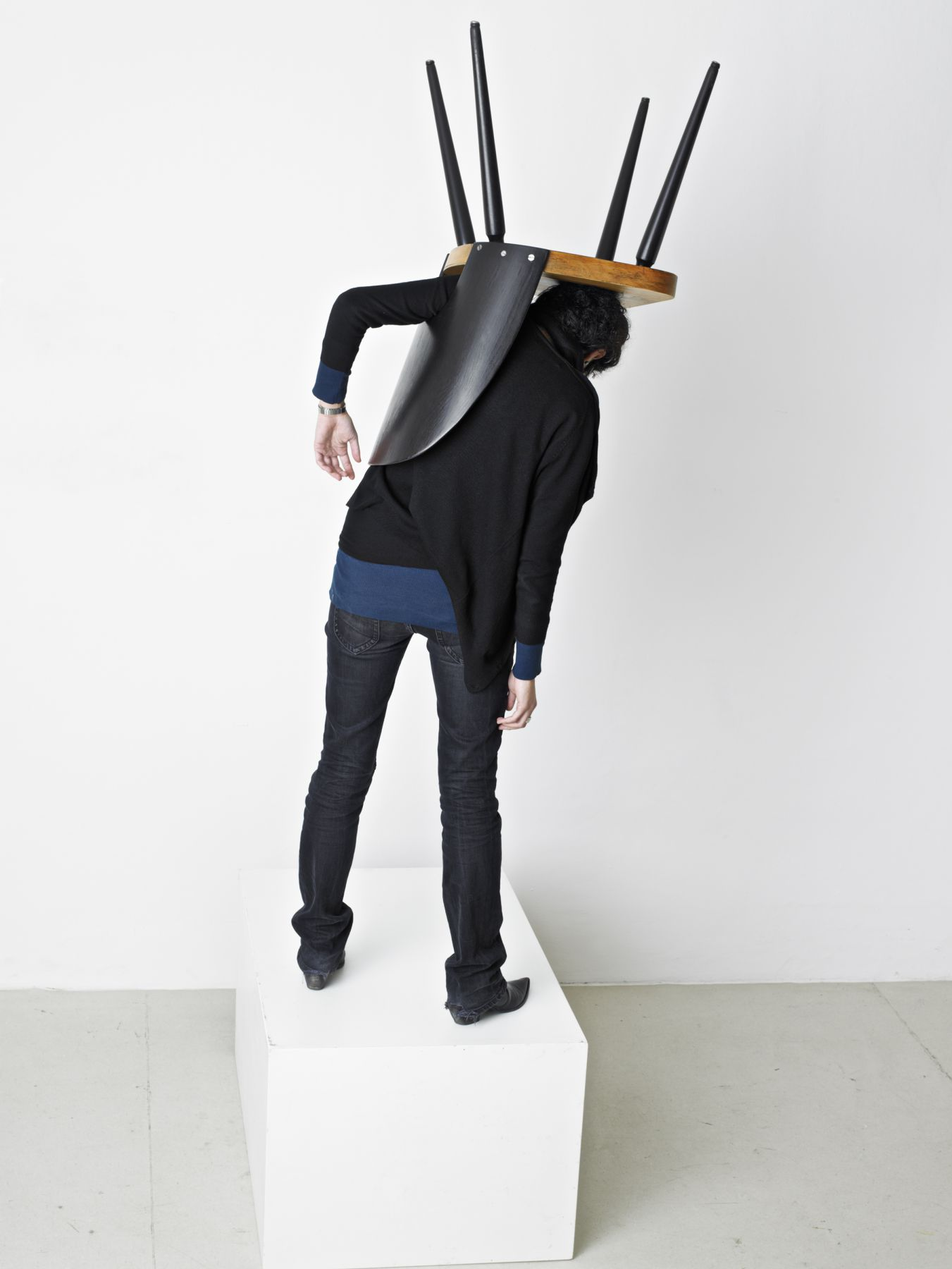 ERWIN WURM, Idiot I, 2010