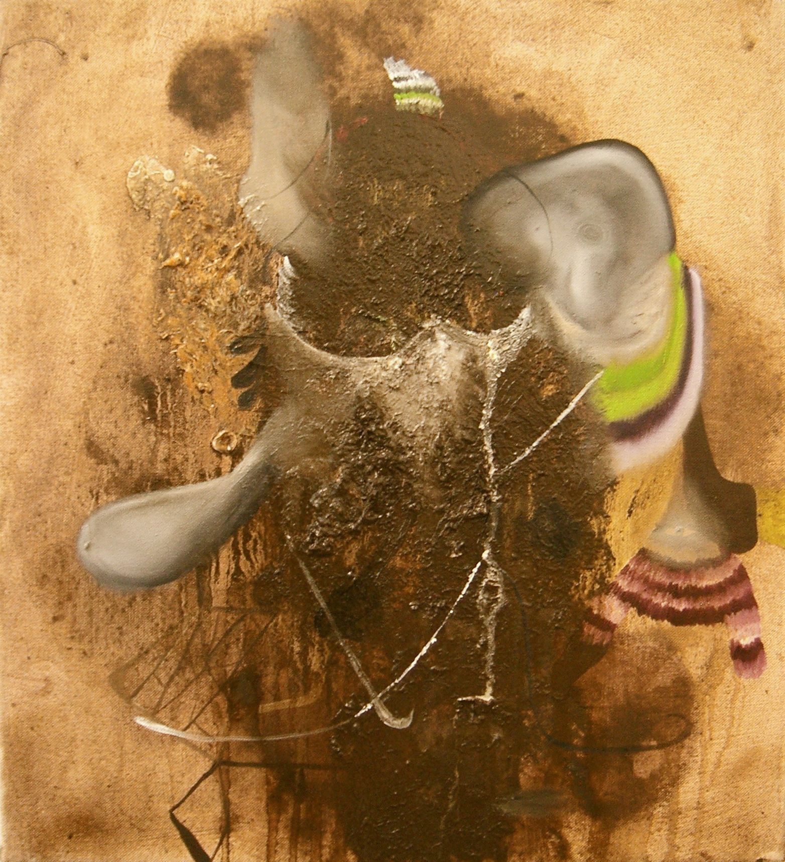 MICHAEL BAUER Rutger Hauer– 10 Million Years, 2007