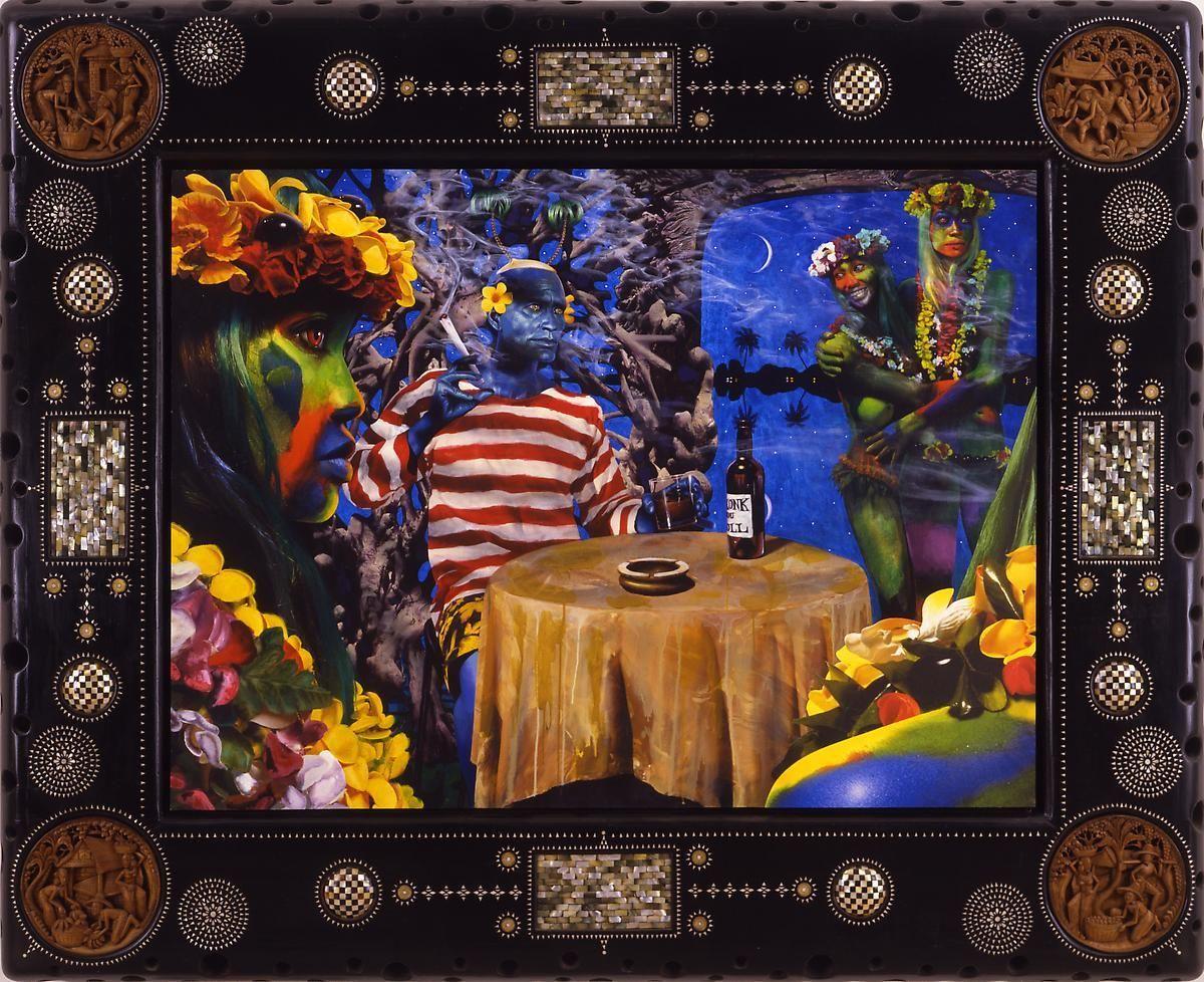 """阿什莉·æ¯""""å…‹é"""" Blue Bar, 2007"""