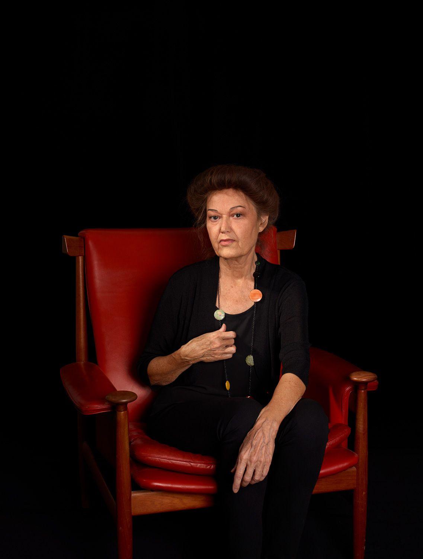 CATHERINE OPIE, Mary, 2012