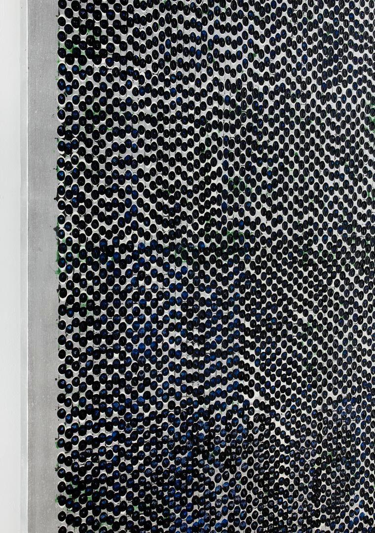 KIM GUILINE Inside, Outside (detail),2002