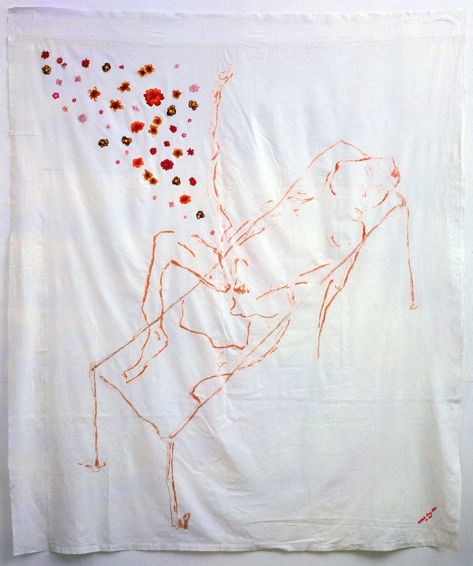 TRACEY EMIN, Say Goodbye to Mummy, 2002