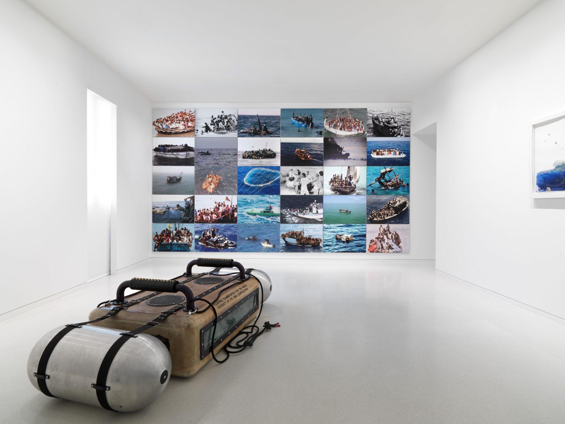 ASHLEY BICKERTON Oceanomania: Souvenirs of Mysterious Seas