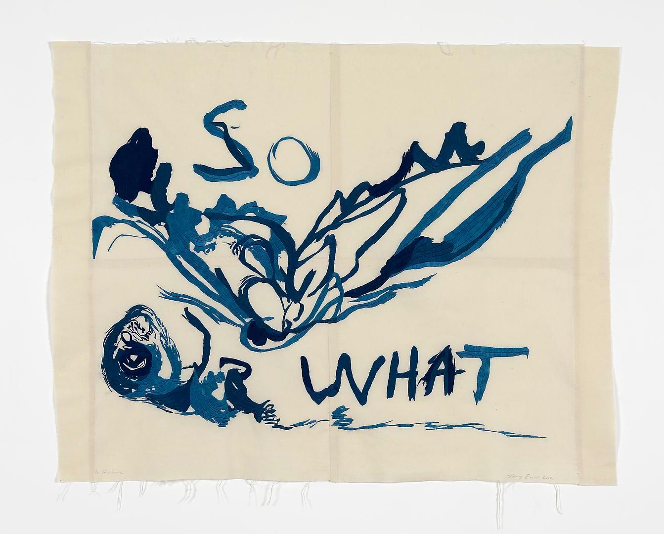 TRACEY EMIN Is This Love, 2012