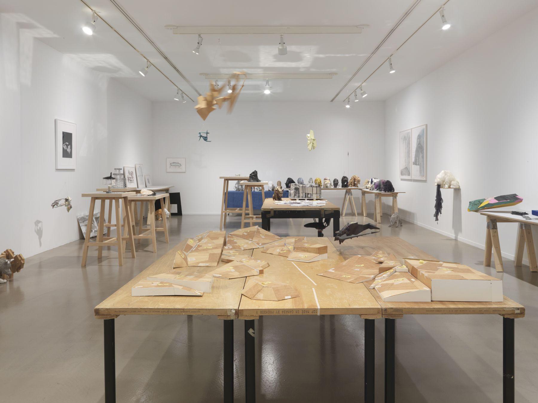 Lee Bul Installation view