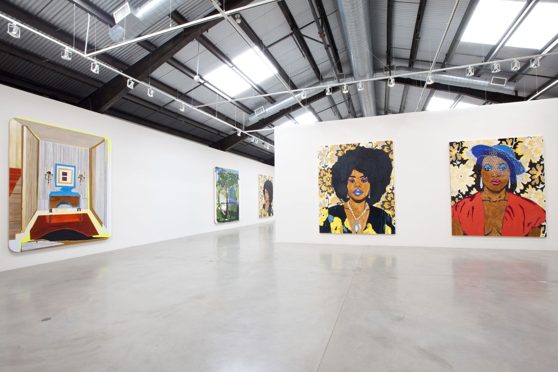 MICKALENE THOMAS: Origin of the Universe
