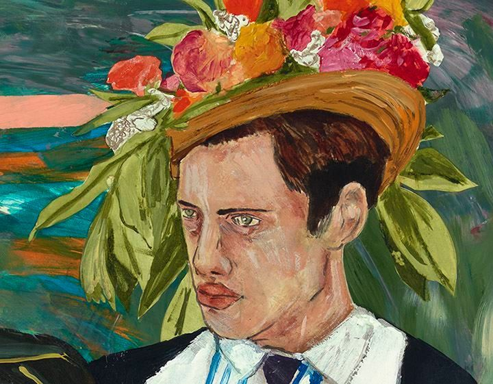 HERNAN BAS End of term (Eton) #2 (detail), 2016