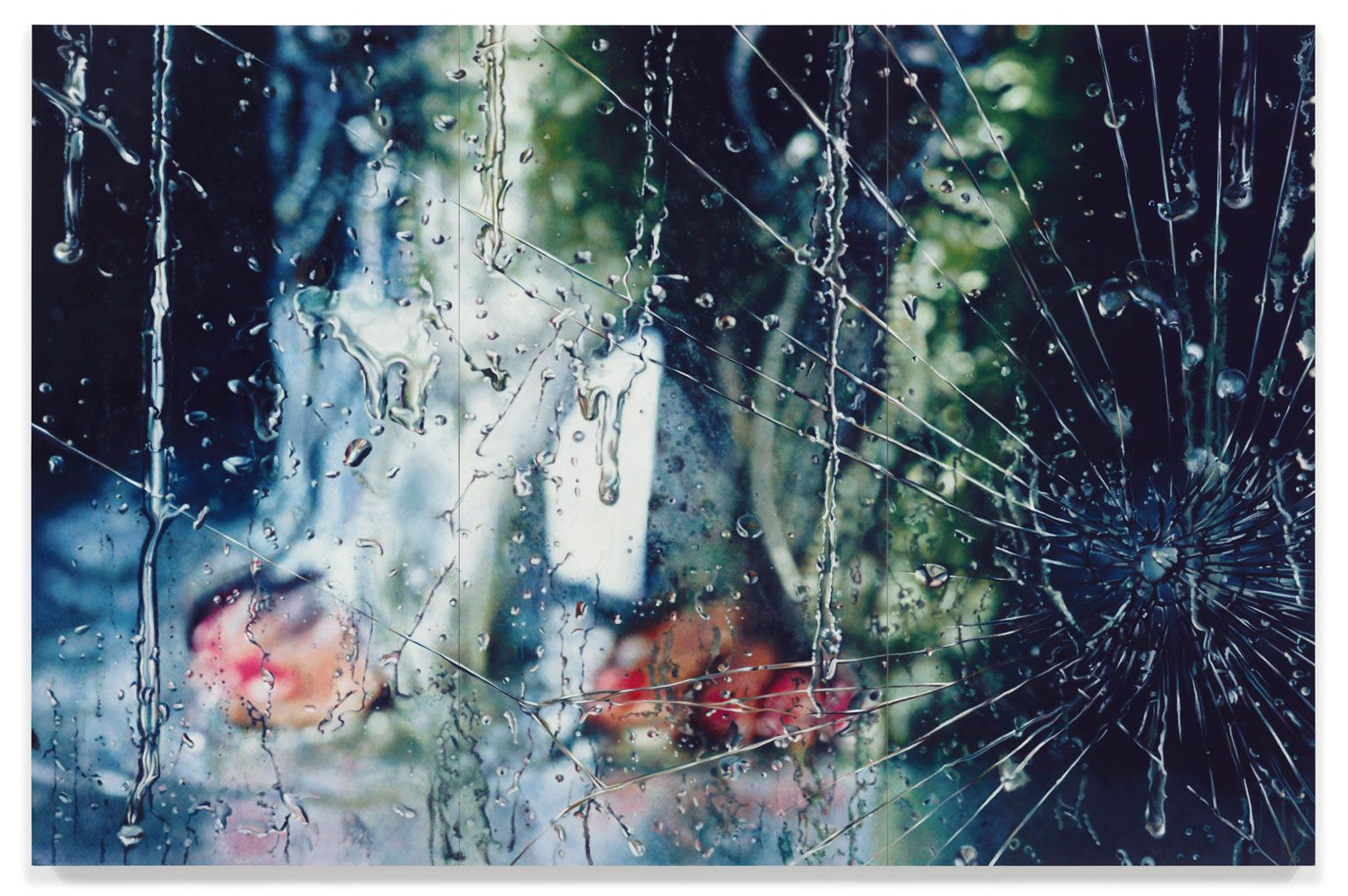 MARILYN MINTER Big Bang, 2012