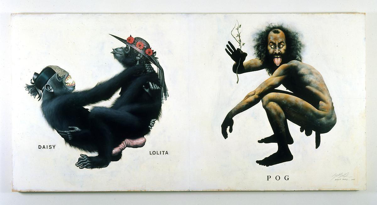"""阿什莉·æ¯""""å…‹é"""" Daisy Lolita Pog, 1994"""