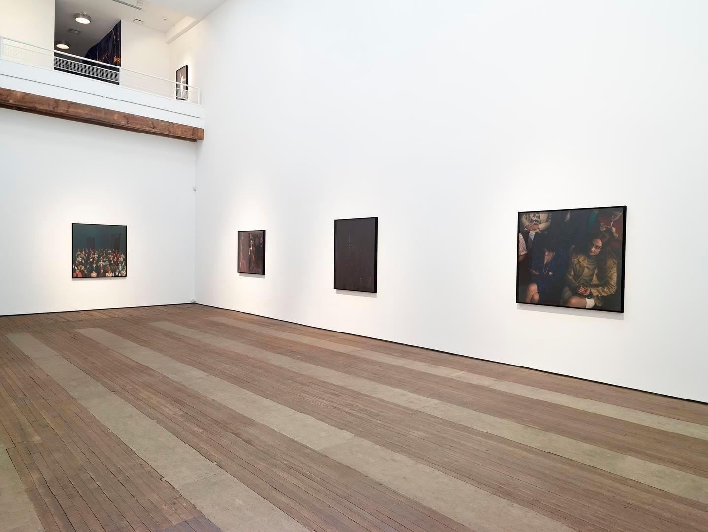 Alex Prager, La Grande Sortie Installation view 3