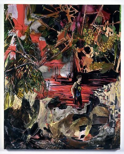 HERNAN BAS Wine River (Fountain of Youth), 2010