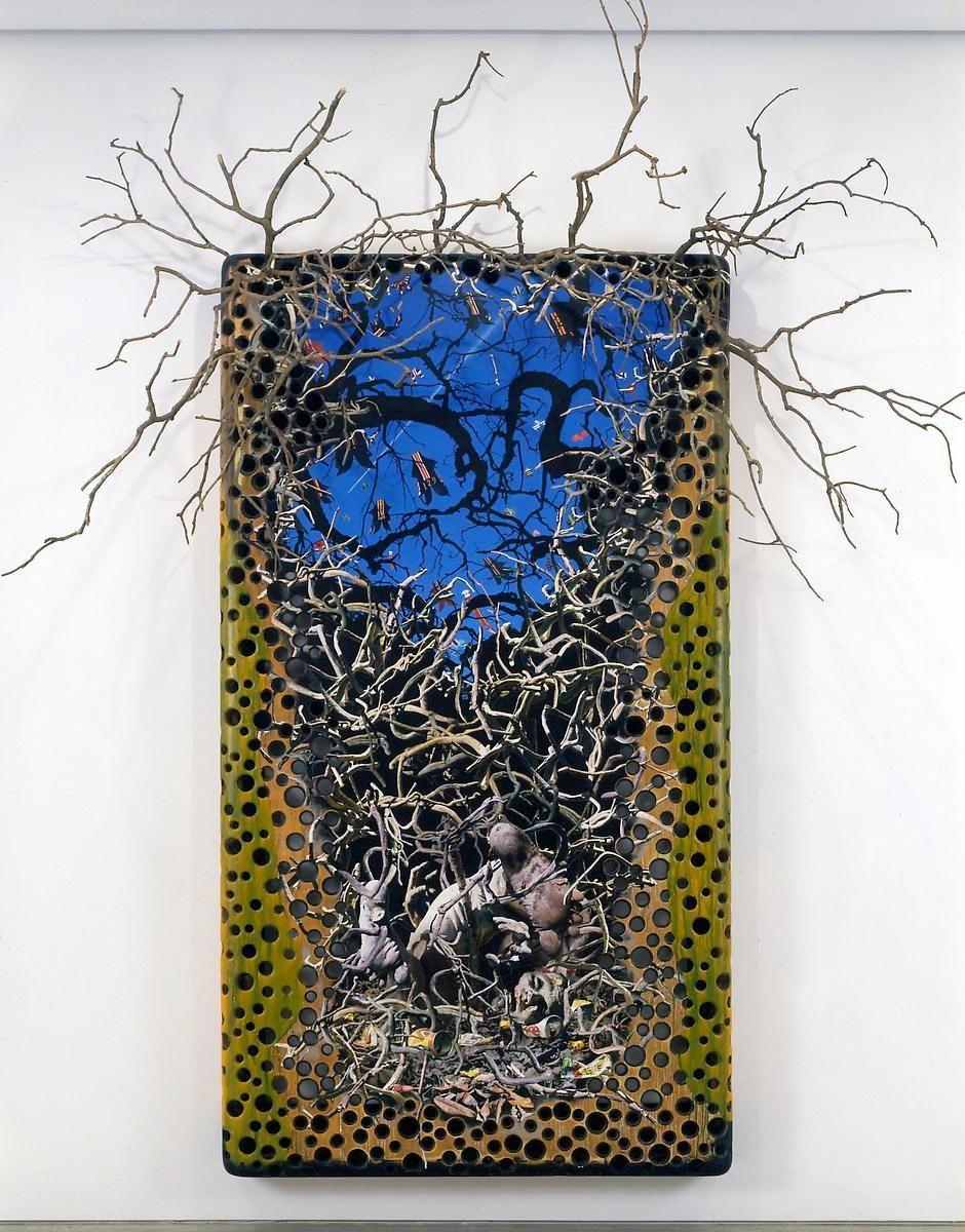 """阿什莉·æ¯""""å…‹é"""" Mulch, 2003"""