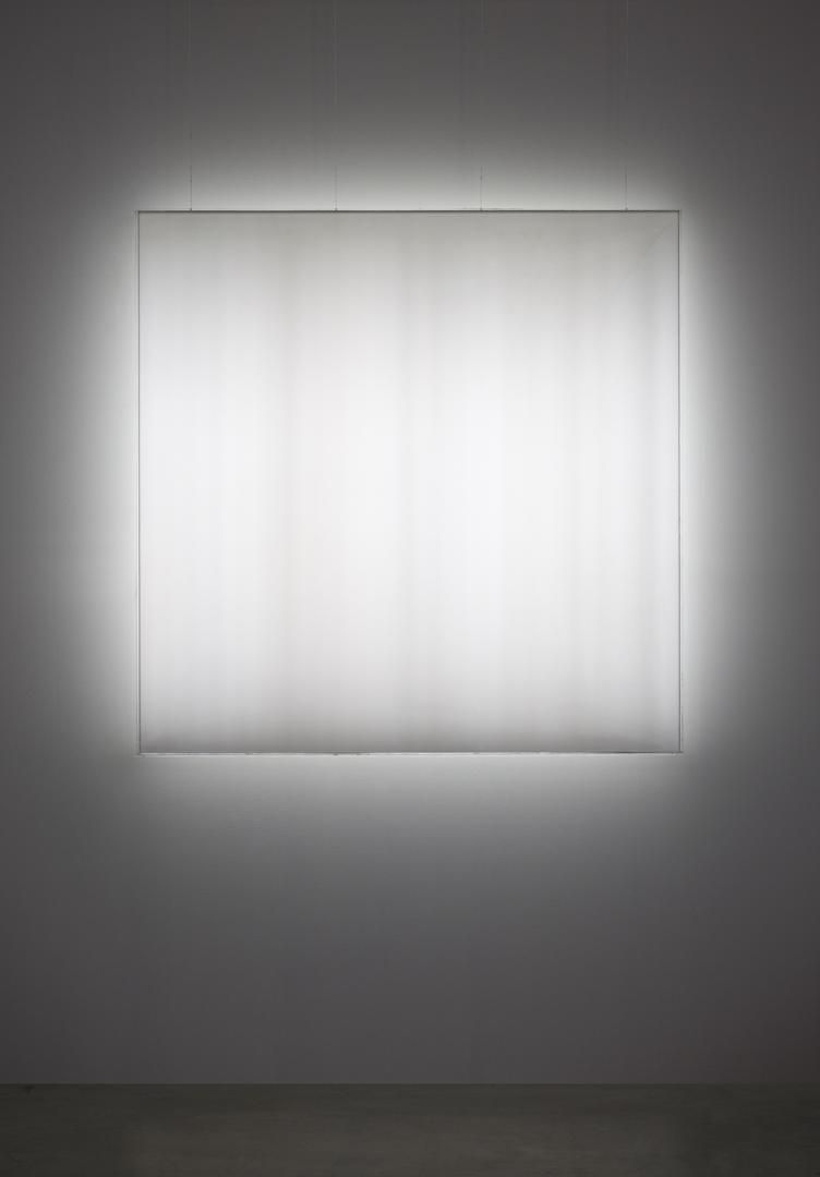 MARY CORSE, Untitled (Space + Electric Light), 1968