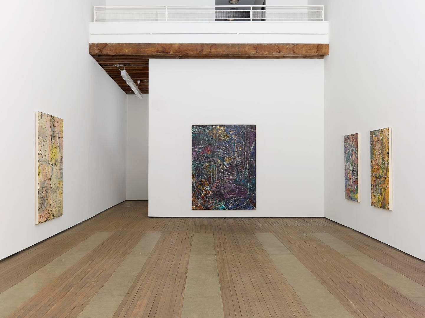 Angel Otero: New Paintings Installation View 3