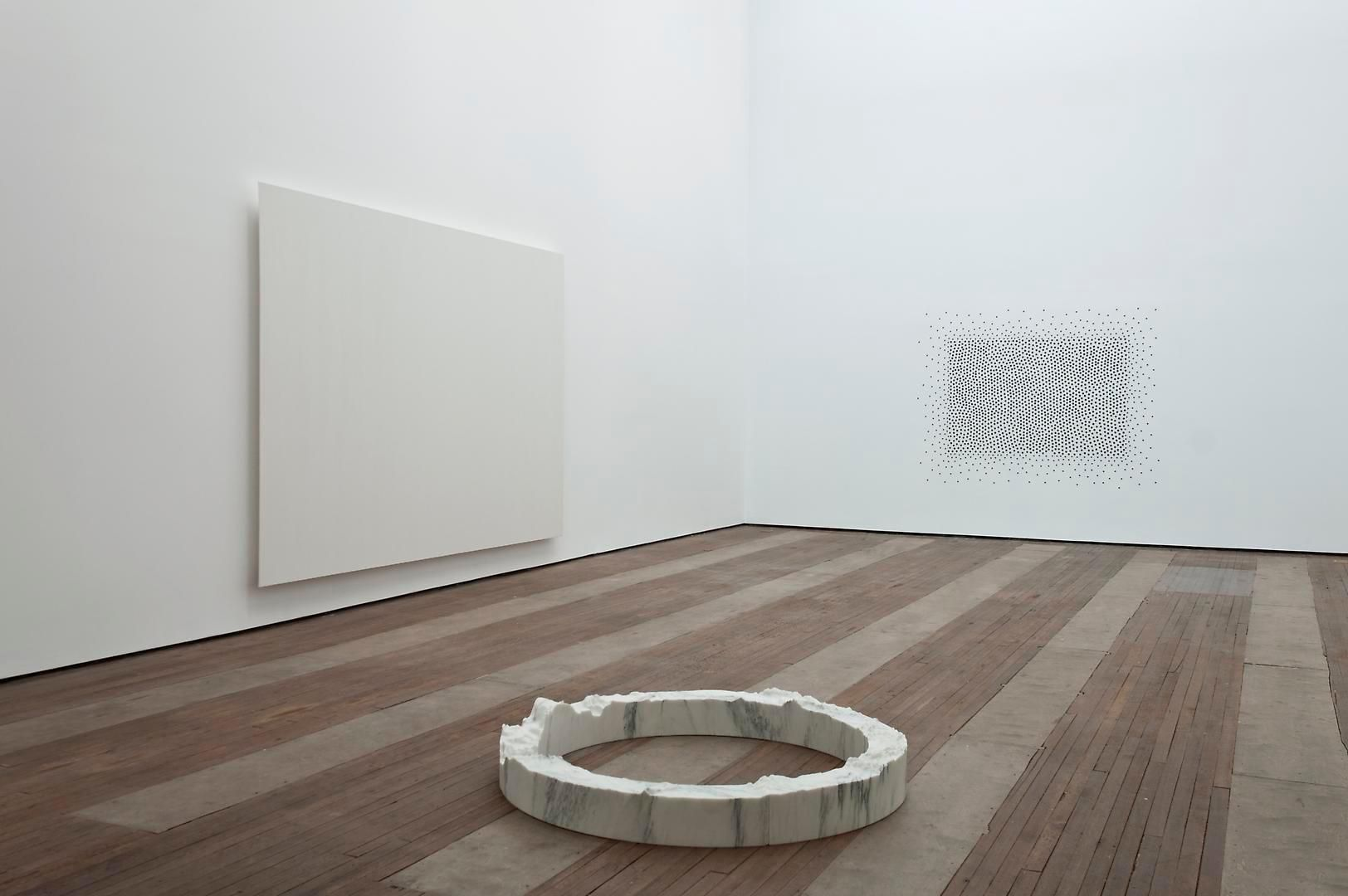 Summer Group Show: Mary Corse, Teresita Fernández, Maya Lin Installation view 1