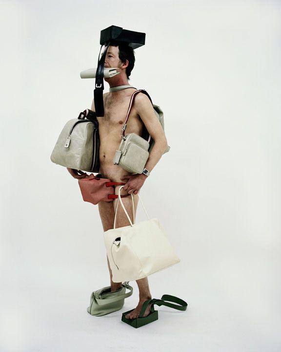 ERWIN WURM Indoor Sculptures, 2002