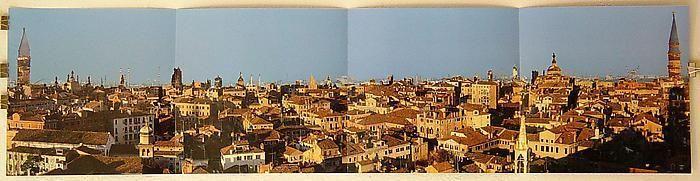 STEFANO ARIENTI Tramonto Campanili, 2005