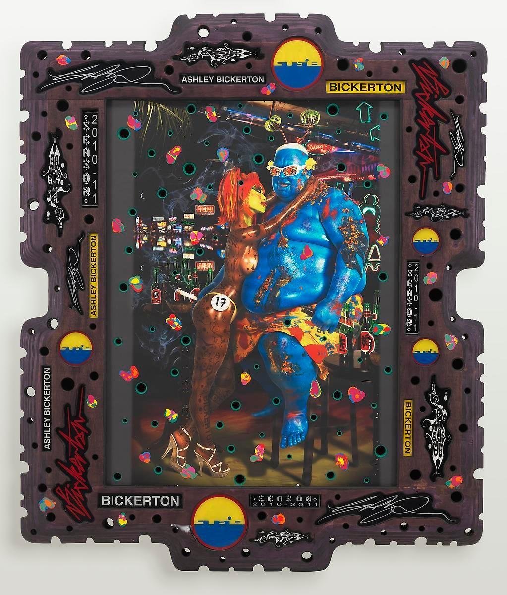 """阿什莉·æ¯""""å…‹é"""" Neon Bar, 2010-2011"""