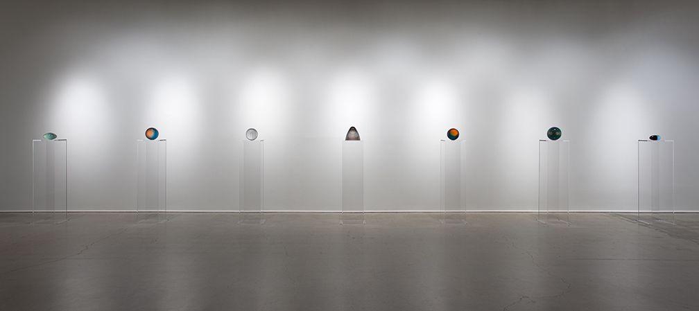 Helen Pashgian: Working in Light