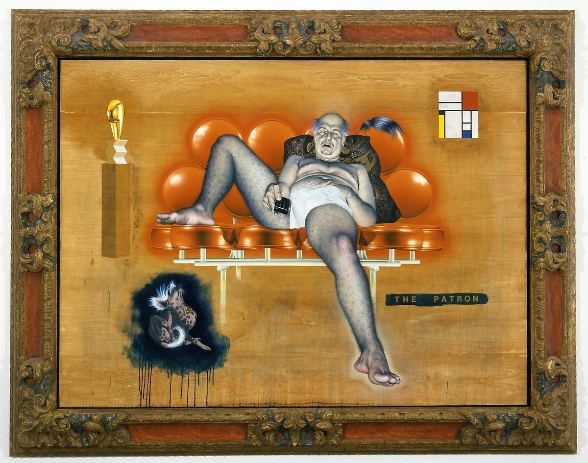 """阿什莉·æ¯""""å…‹é"""" The Patron, 1997"""