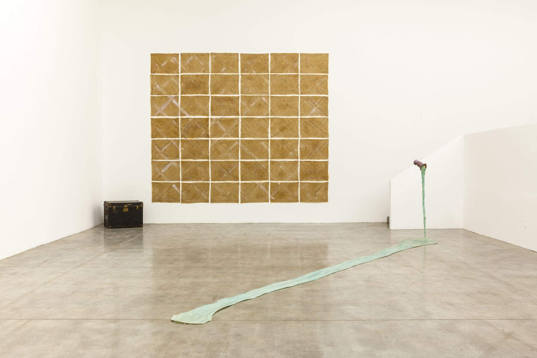 HEIDI BUCHER Installation view