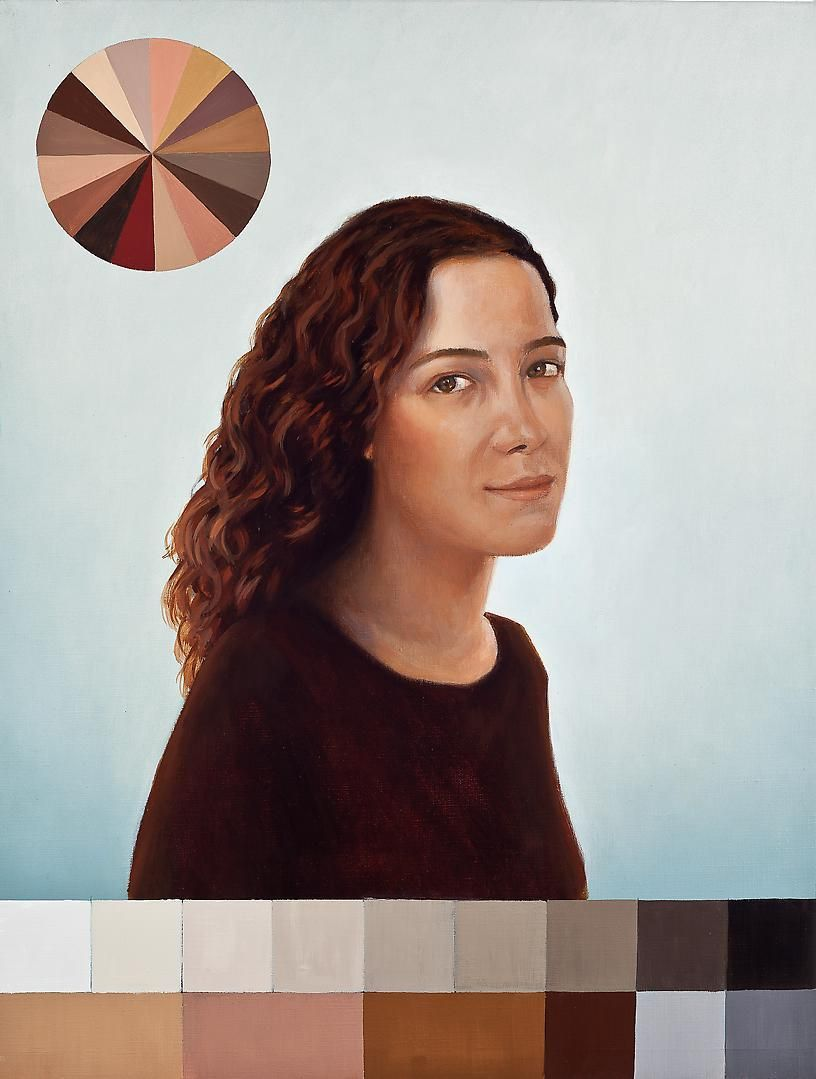ADRIANA VAREJÃO Polvo Portraits I (Seascape Series) (detail), 2014
