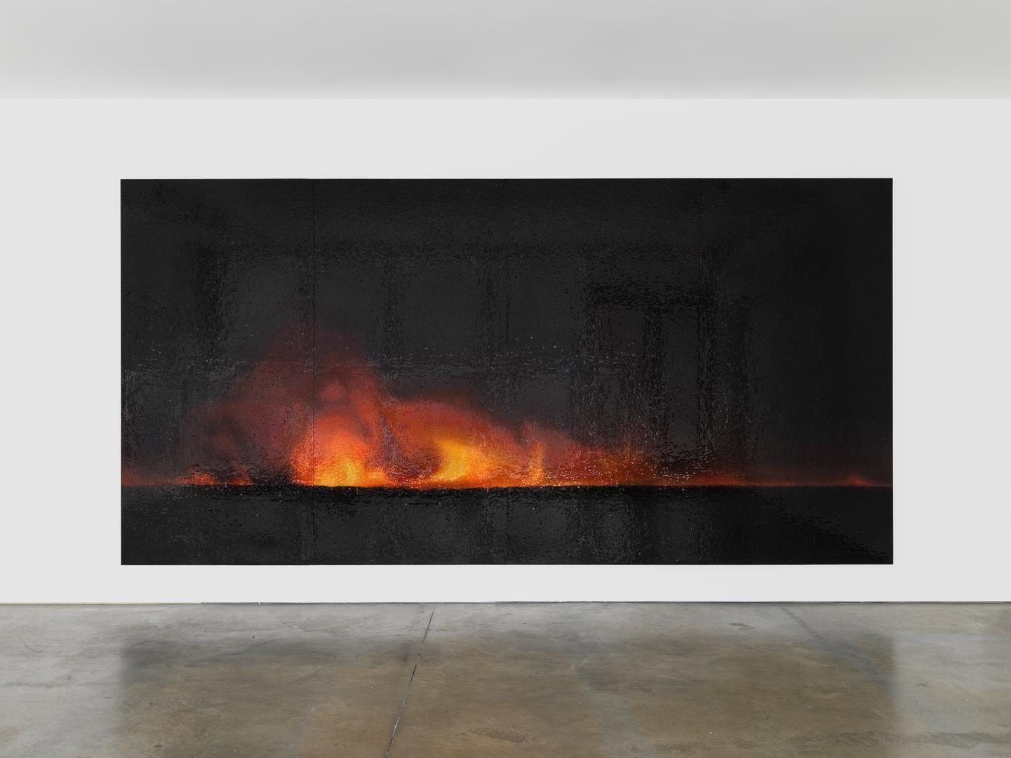 TERESITA FERNÁNDEZ Fire (America) 5, 2016