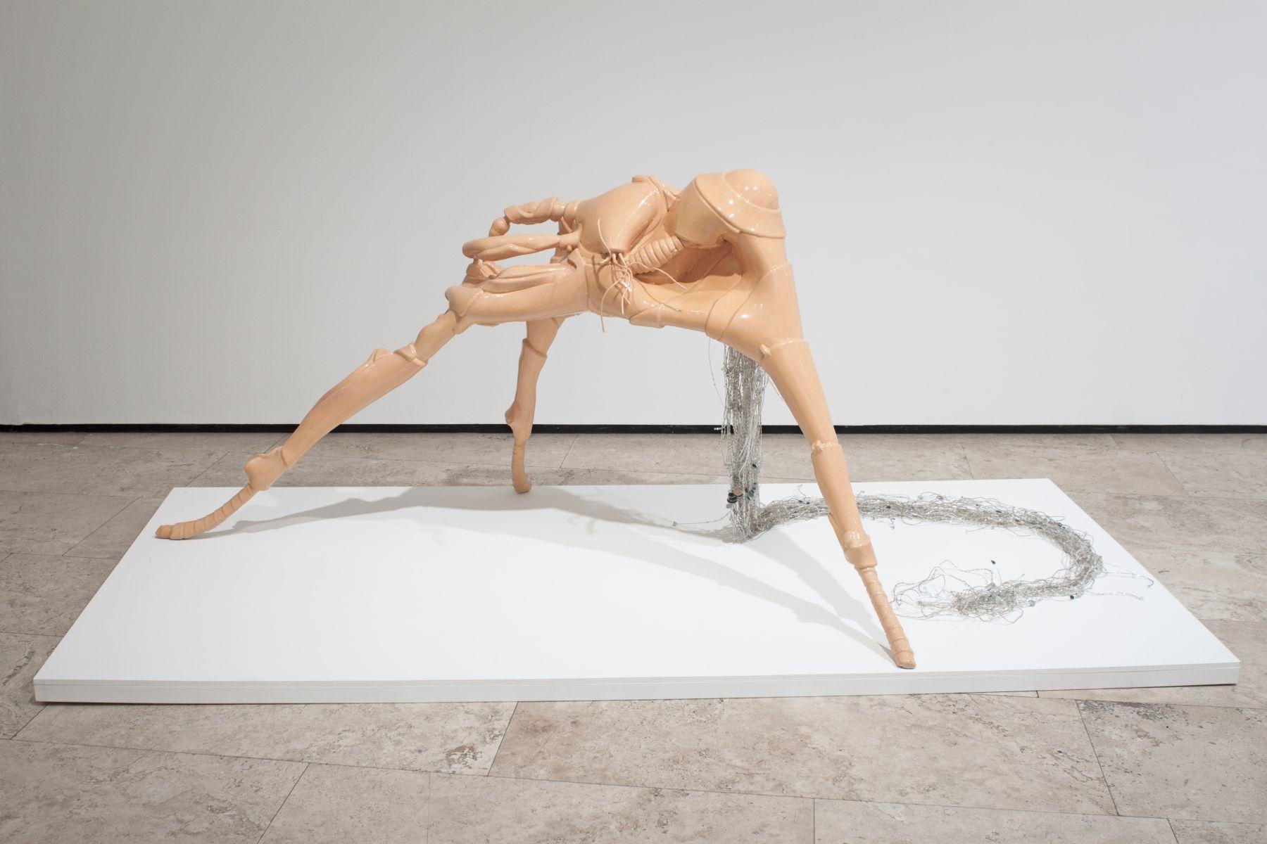 LEE BUL Ein Hungerkünstler, 2004