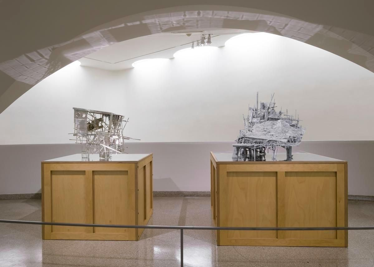 Storylines: Contmeporary Art at the Guggenheim