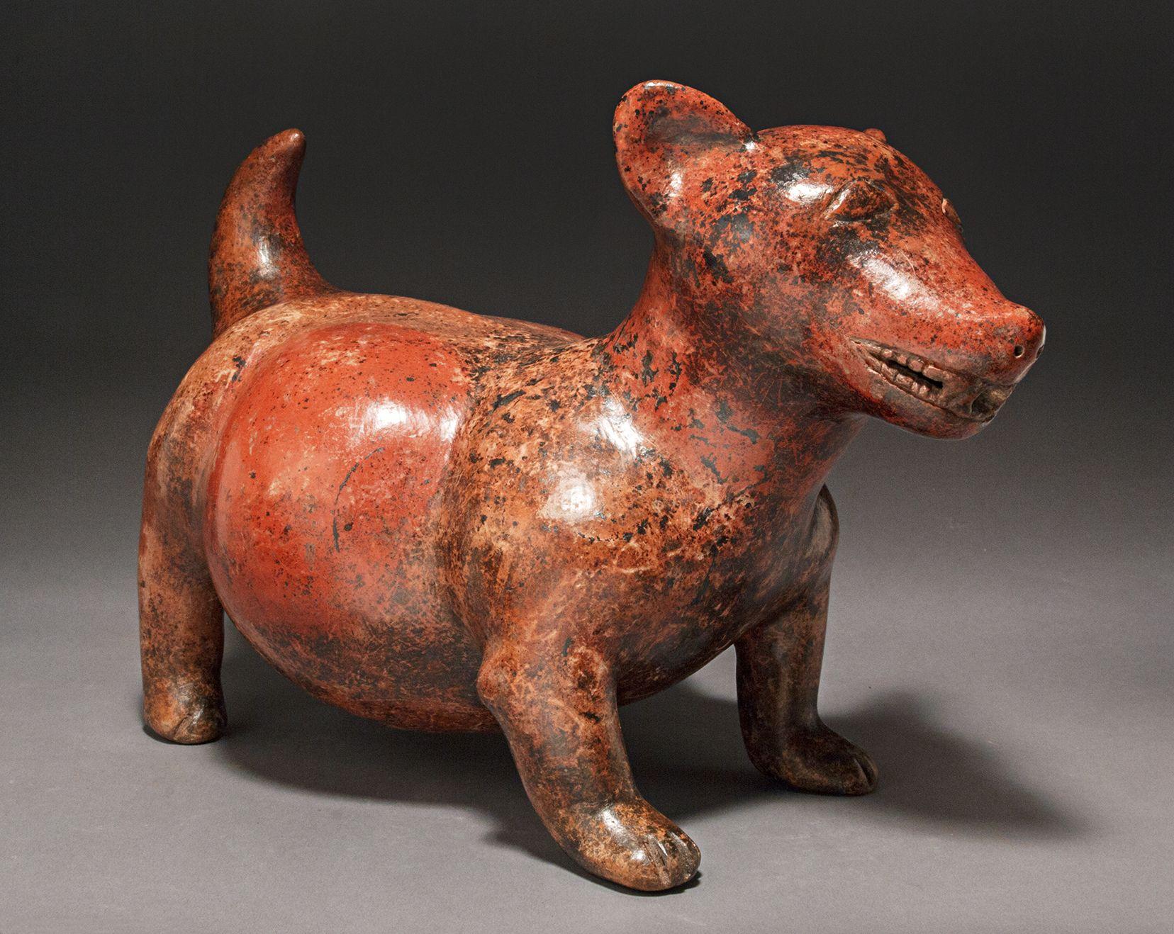 Pre-Columbian-Ceramic-Colima
