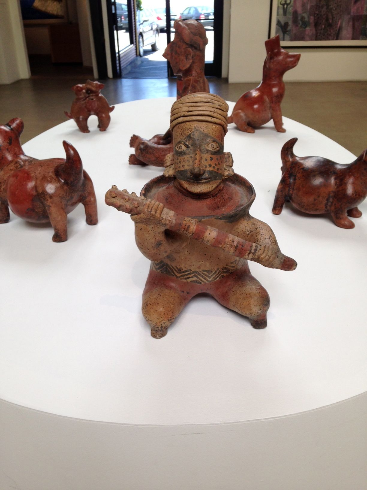 Pre-Columbian-Sculpture-of-Ancient-Mexico