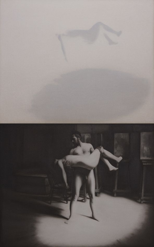 José-Alberto-Marchi-Holding-Female-Nude