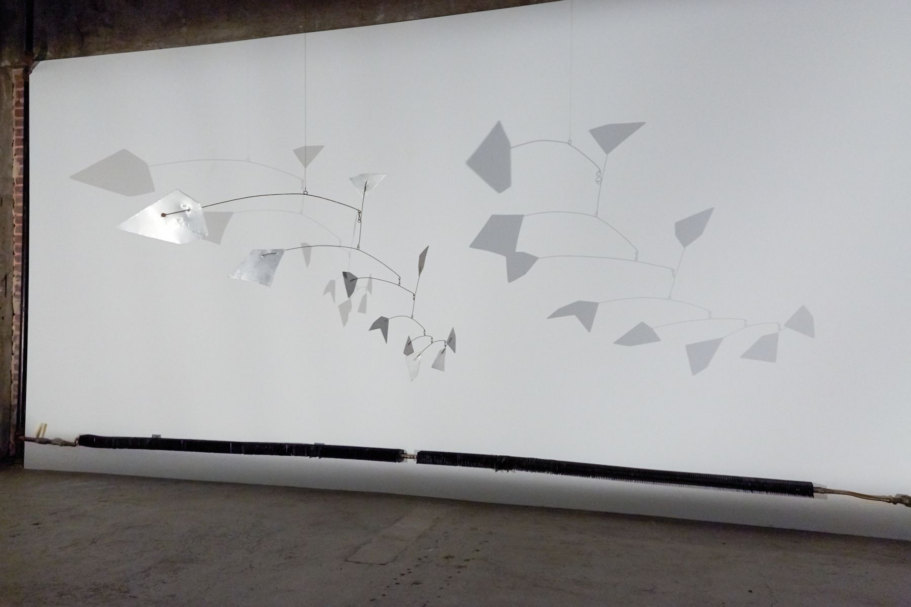 Calder Shadows Untitled