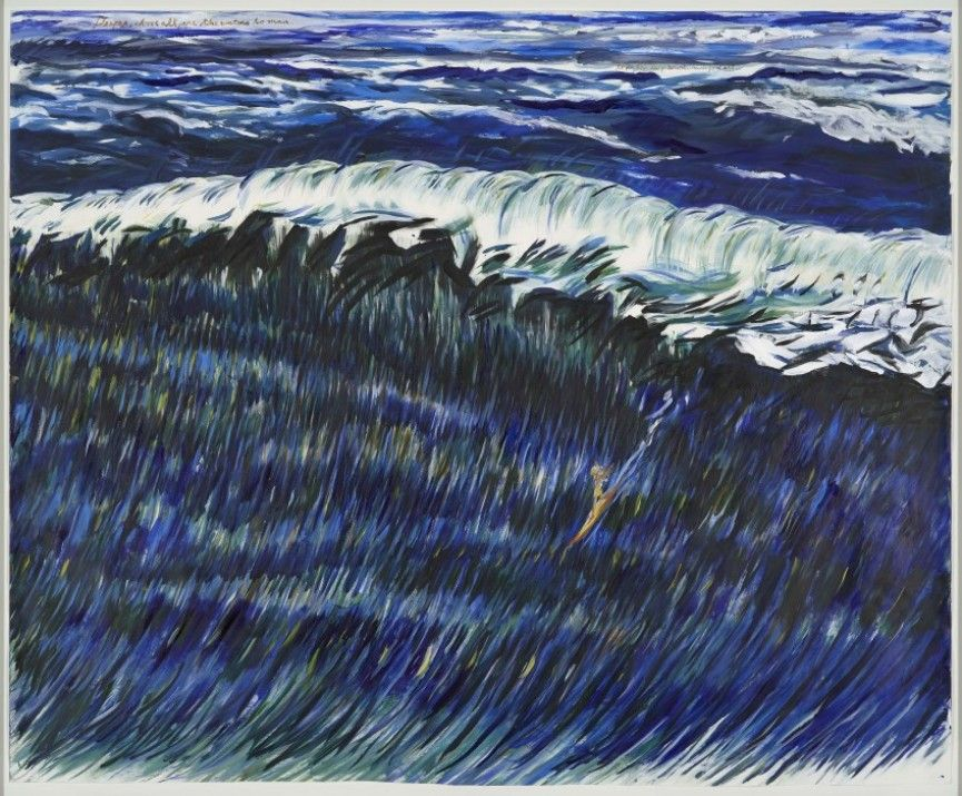 Pettibon – Deeper above all, 2011