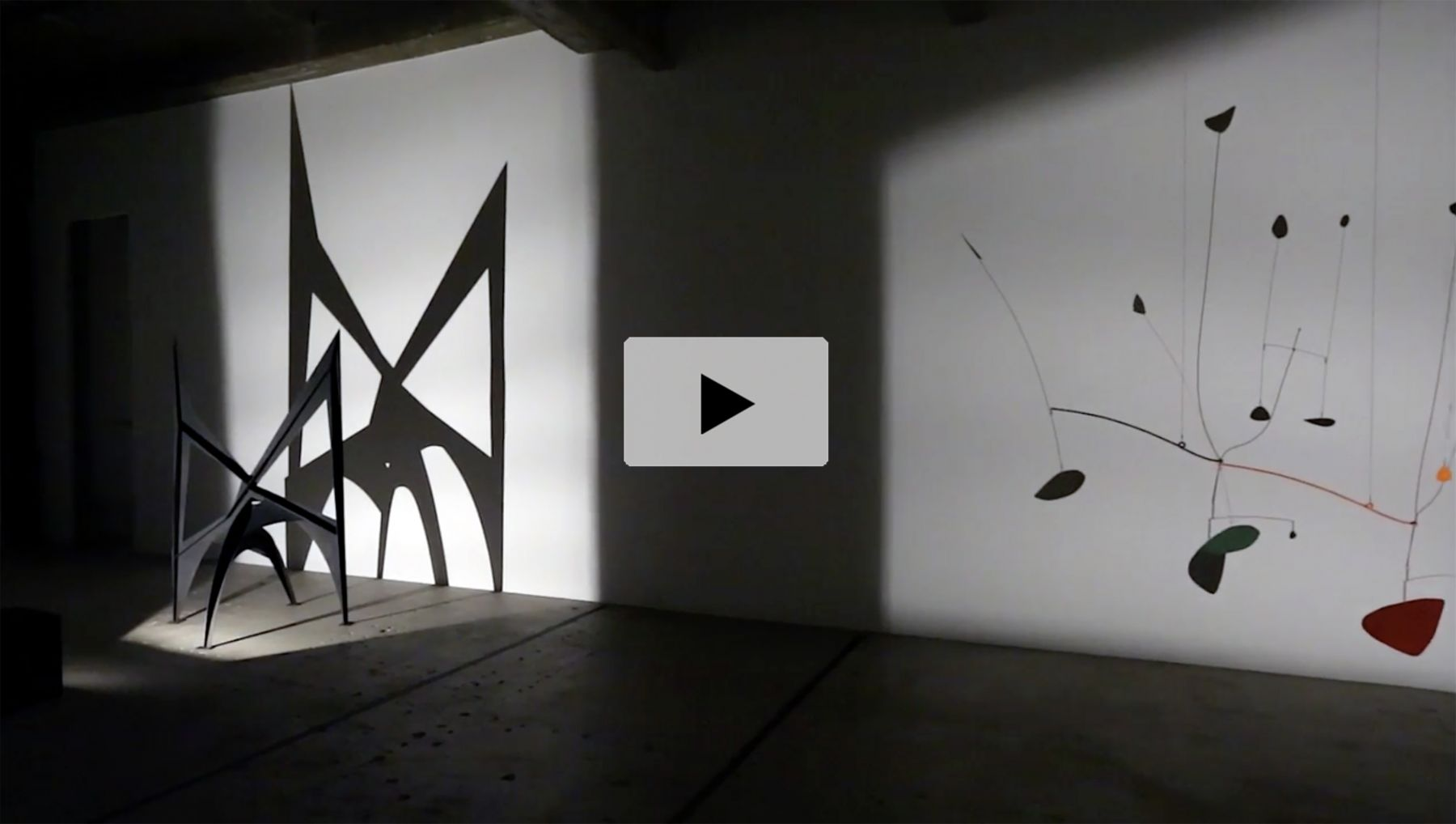 Calder Shadows Video