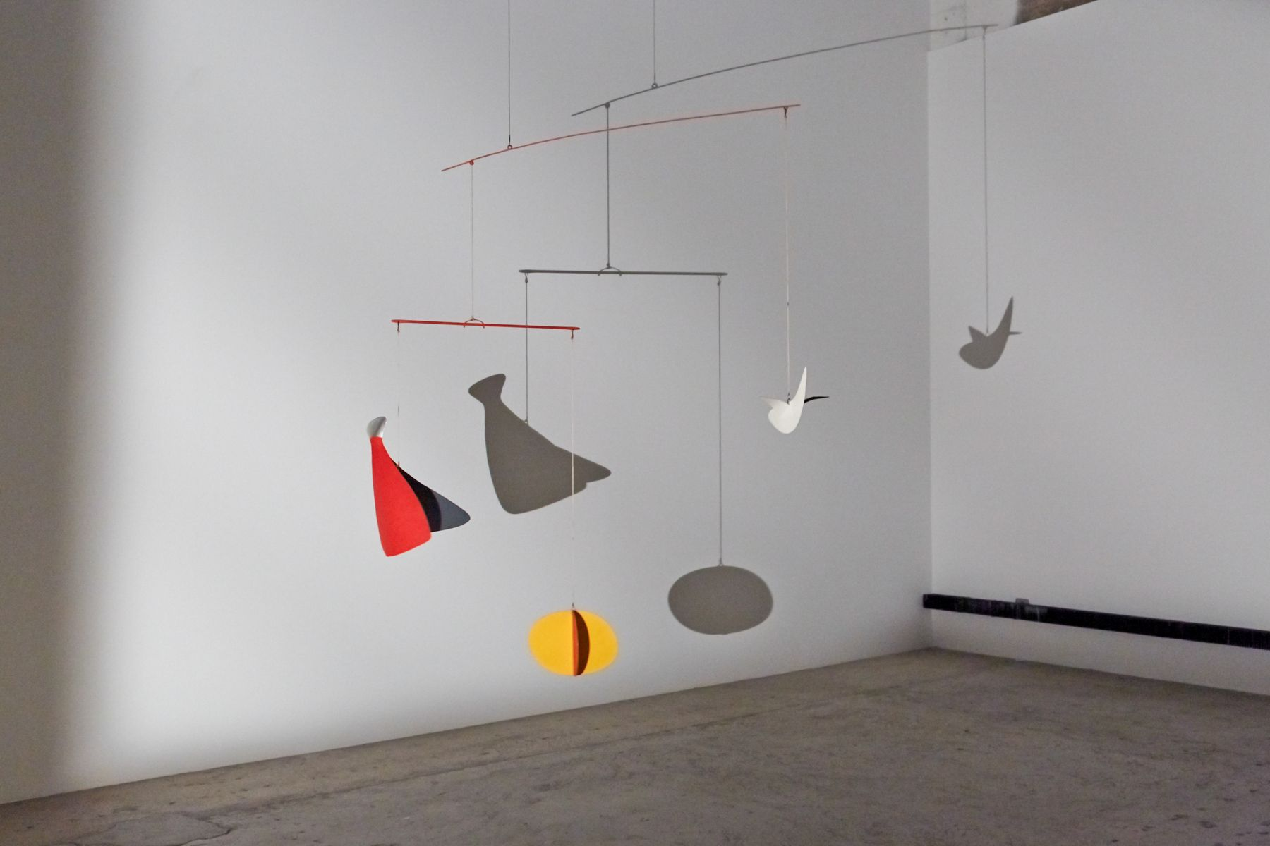 Calder Shadows The New Ritou