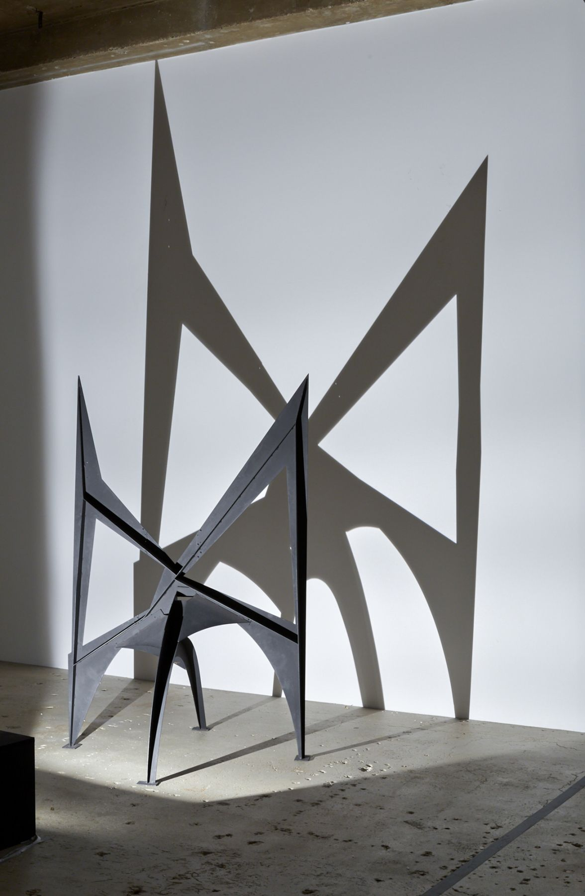 Calder Shadows Morning Cobweb (Intermediate Maquette)