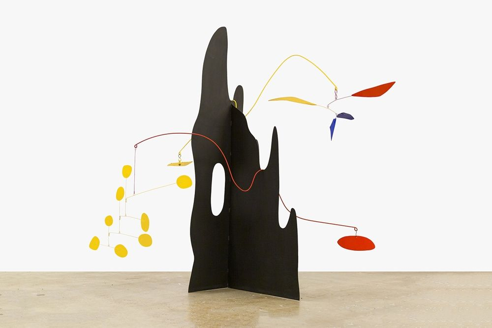 © 2019 Calder Foundation / Artists Rights Society (ARS), New York