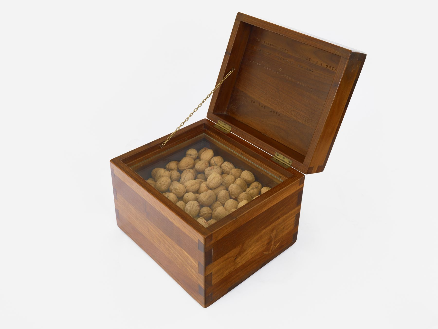 H.C. Westermann Walnut Box, 1964